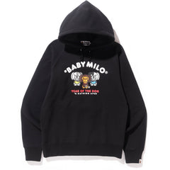 YEAR OF THE DOG MILO PULLOVER HOODIE MENS
