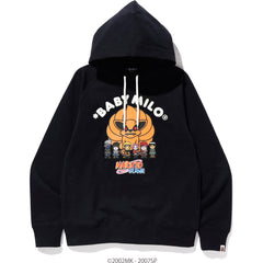NARUTO X BAPE PULLOVER HOODIE MENS