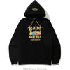 BAPE X SESAME MADISON PULLOVER HOODIE MENS