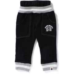 BABY MILO RIB SWEAT PANTS KIDS