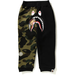 1ST CAMO MILO SHARK SWEAT PANTS KIDS