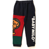 COLOR BLOCK BABY MILO SWEAT PANTS KIDS