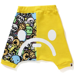 MILO ALL FRIENDS SAROUEL SHORTS KIDS