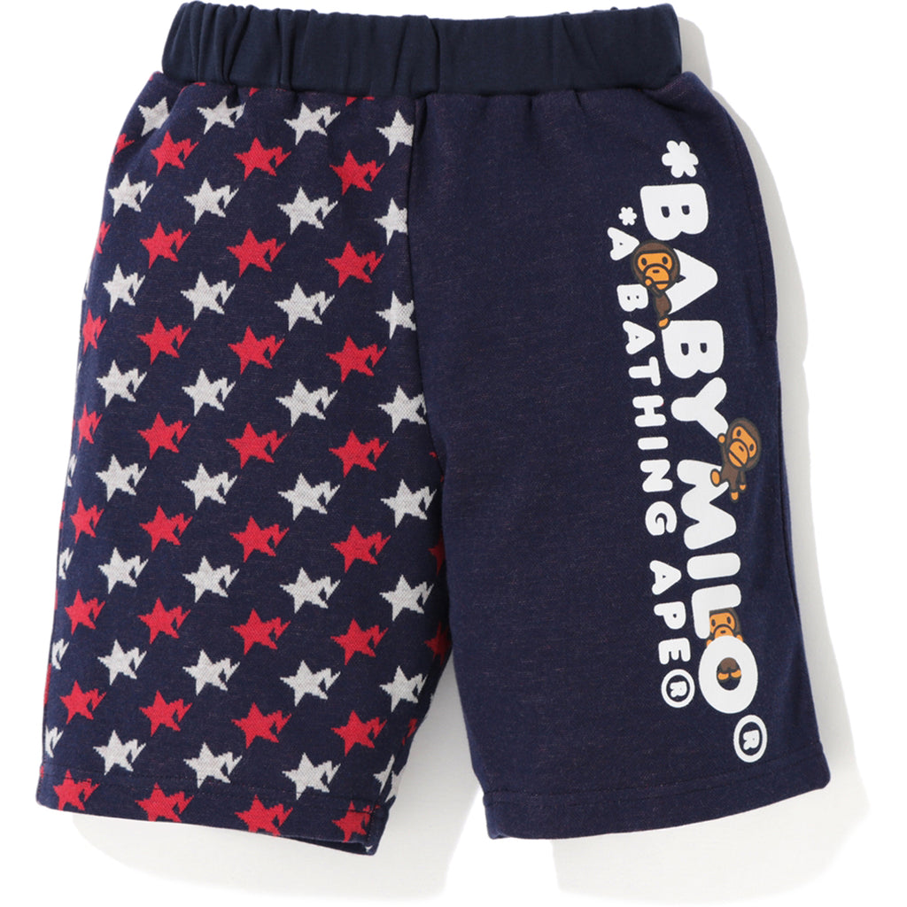 STA MULTI BABY MILO SHORTS KIDS
