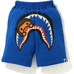 GLOW IN THE DARK MILO SHARK SWEAT SHORTS KIDS