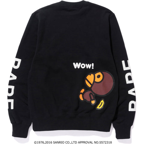 MY MELODY CREWNECK M