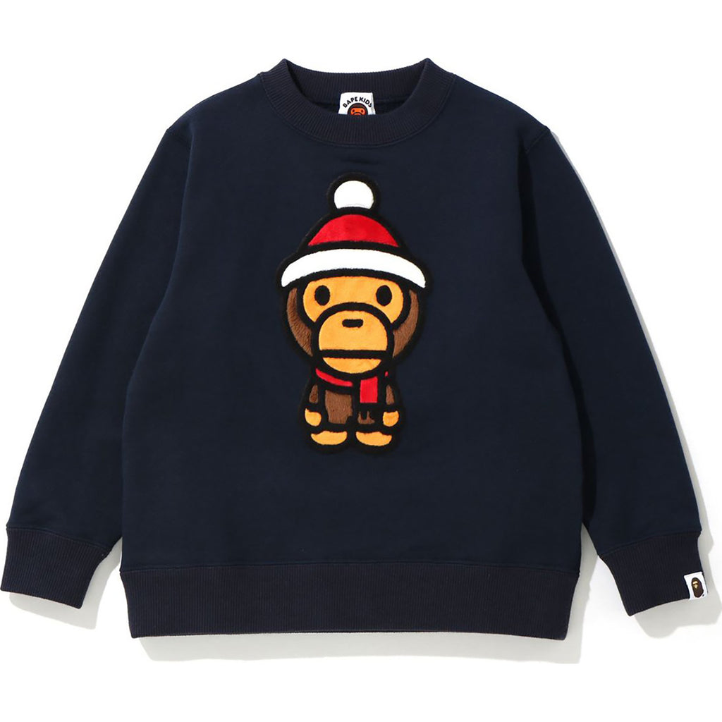 BOA MILO WINTER CREWNECK KIDS