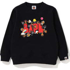 BABY MILO FRIENDS CREWNECK KIDS
