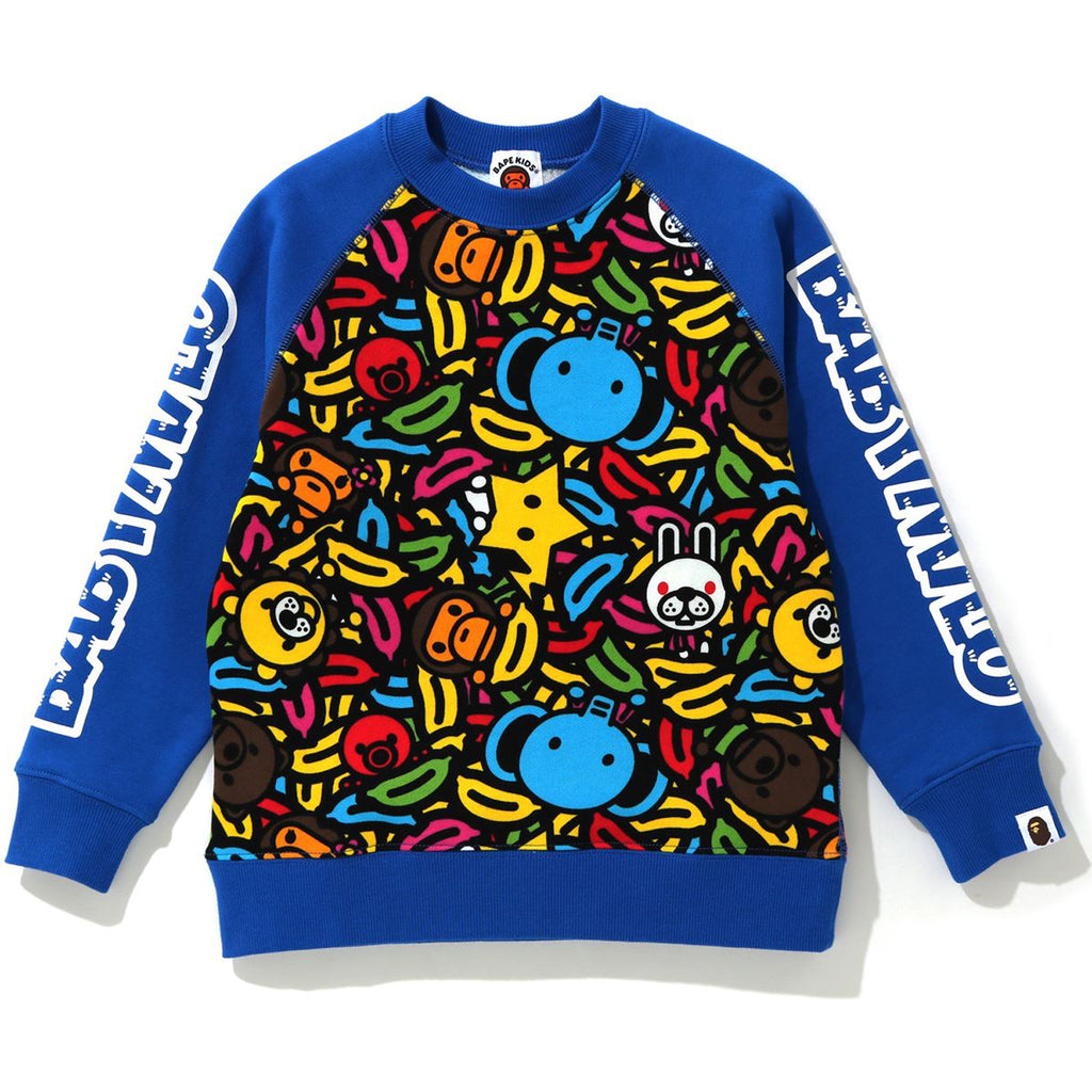 MILO BANANA POOL CREWNECK KIDS