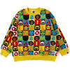 MILO FRIENDS BLOCK LOOSE FIT CREWNECK KIDS