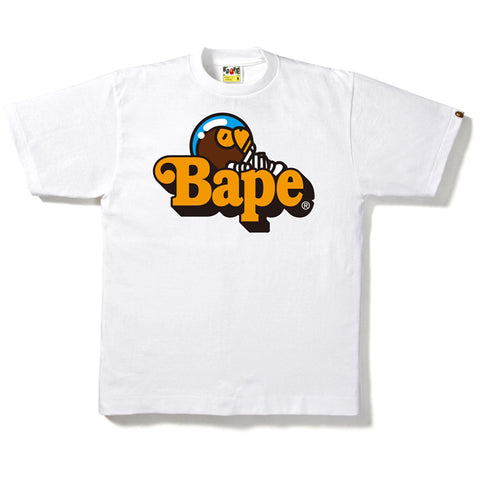BAPE ON ASTRONAUTS MILO TEE