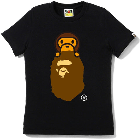 MILO ON APE HEAD TEE /AP