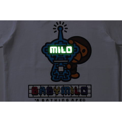 MILO FUTURE GLOW IN THE DARK TEE /AP