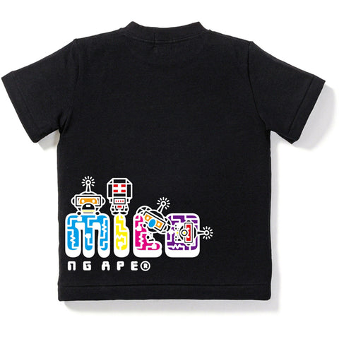 ALL MILO FUTURE LOGO TEE K