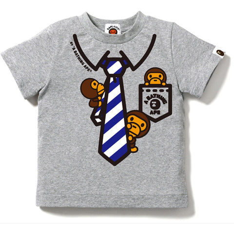 MILO REGIMENTAL NECK TIE TEE /K