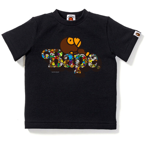 MILO ALL SAFARI MILO ON BAPE TEE /K
