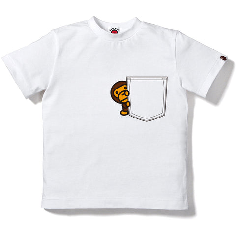 MILO FAKE POCKET TEE KIDS