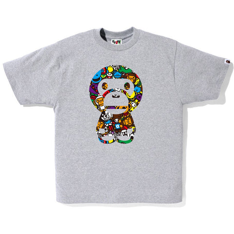 MILO ALL SAFARI BIG BABY MILO TEE M