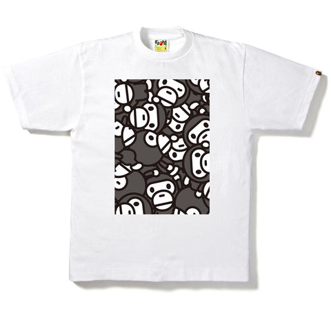 ALL BABY MILO SQUARE TEE M