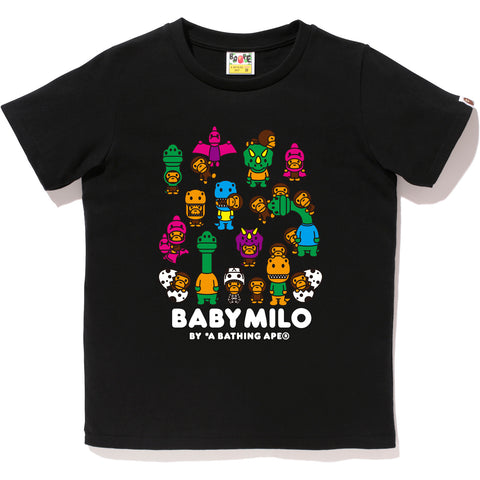 MILO DINOSAURS TEE #03 LADIES