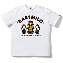 YEAR OF ROOSTER MILO TEE K