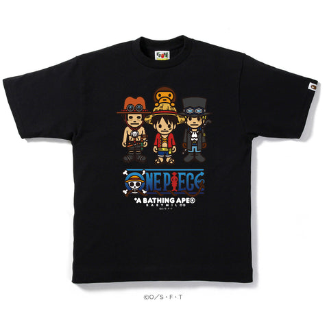 LUFFY & BROTHERS X MILO TEE MENS