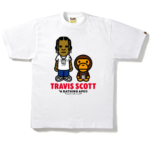 TRAVIS SCOTT TEE MENS