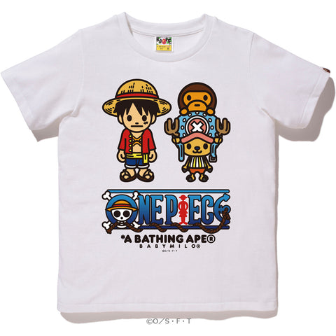 LUFFY & CHOPPER X MILO TEE LADIES