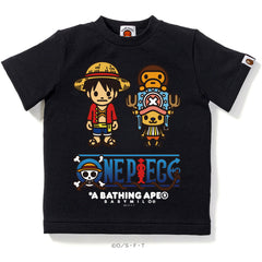 LUFFY & CHOPPER X MILO TEE KIDS