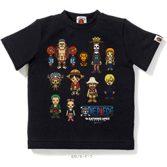 STRAW HAT PIRATES TEE KIDS
