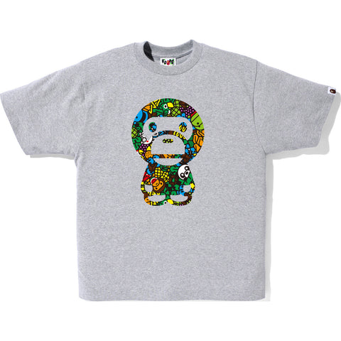 MILO ALL ISLAND BIG BABY MILO TEE MENS
