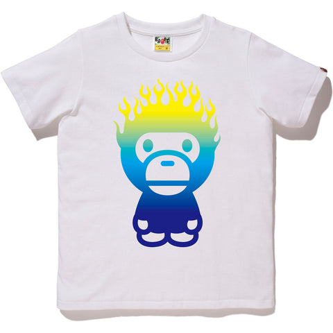 FIRE BABY MILO TEE LADIES