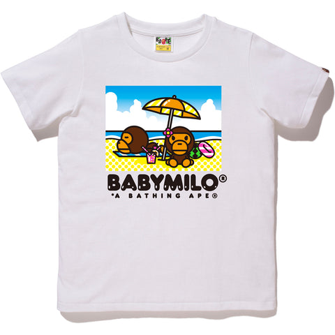MILO SUMMER TEE #05 LADIES