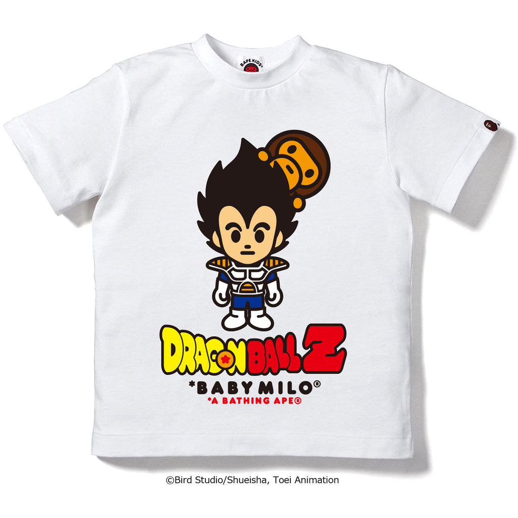 Bape X Dragon Ball Z Tee  Kids