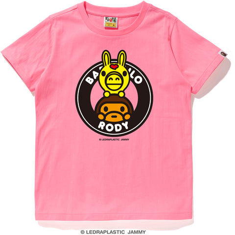 RODY X MILO BUSY WORKS TEE LADIES