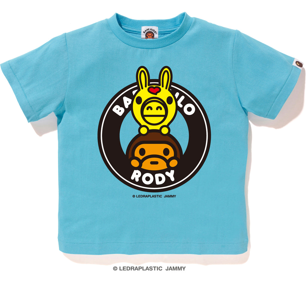 RODY X MILO BUSY WORKS TEE KIDS