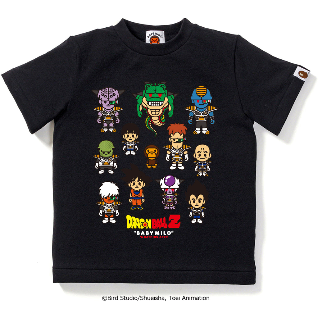 8f2c498b BAPE X DRAGON BALL Z TEE #7 KIDS | us.bape.com