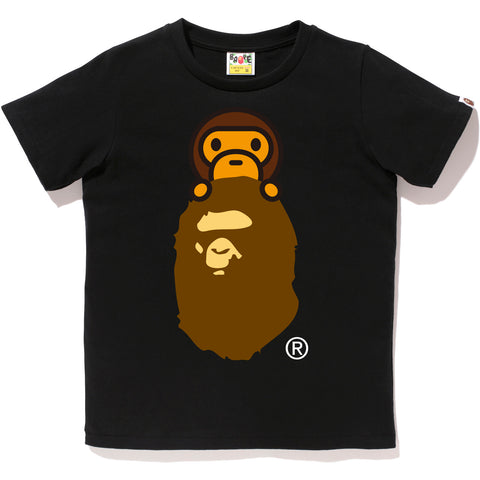 MILO ON APE HEAD TEE LADIES