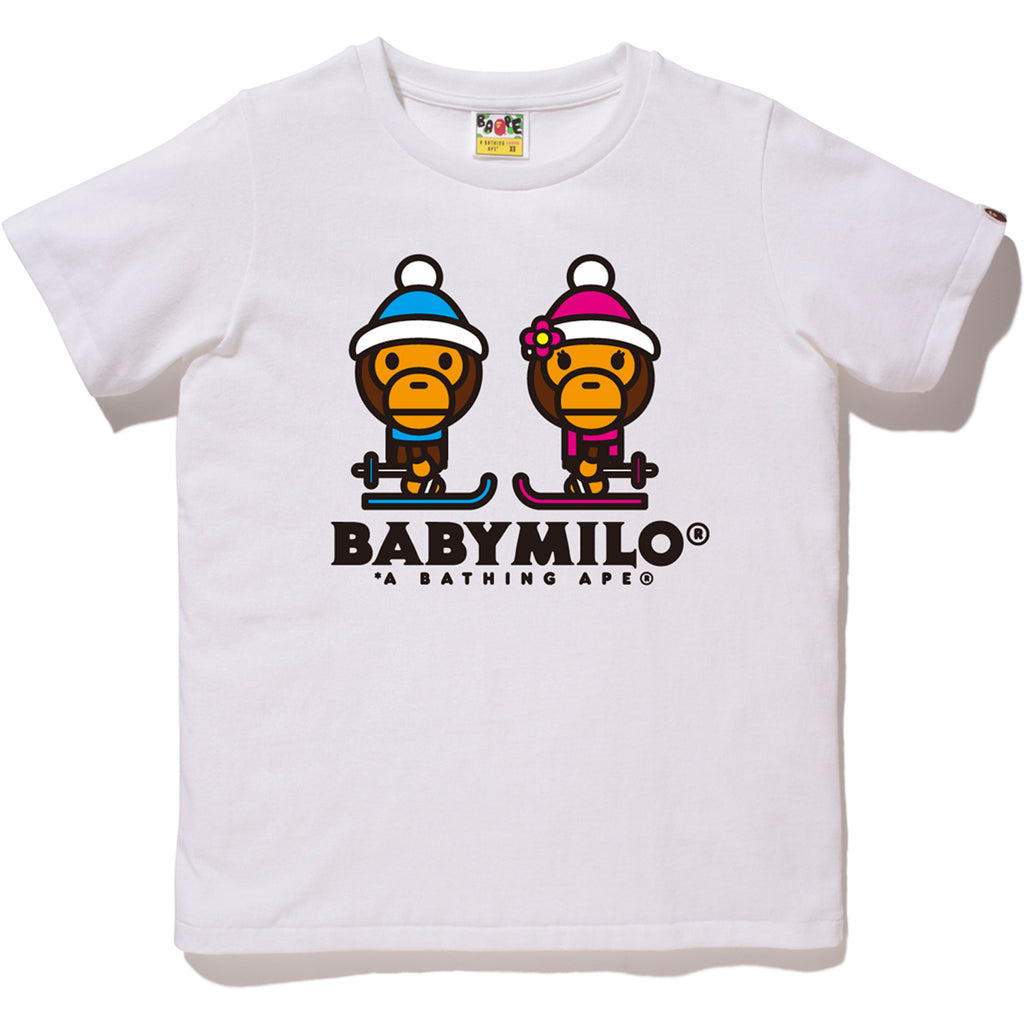 MILO AND LISA SKI TEE LADIES