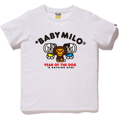 YEAR OF THE DOG MILO TEE LADIES