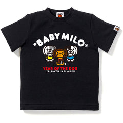 YEAR OF THE DOG MILO TEE KIDS