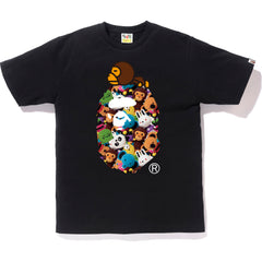 MILO ALL PLUSH DOLL MILO ON APE TEE MENS