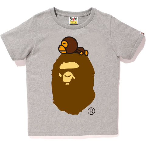 MILO ON BIG APE TEE LADIES