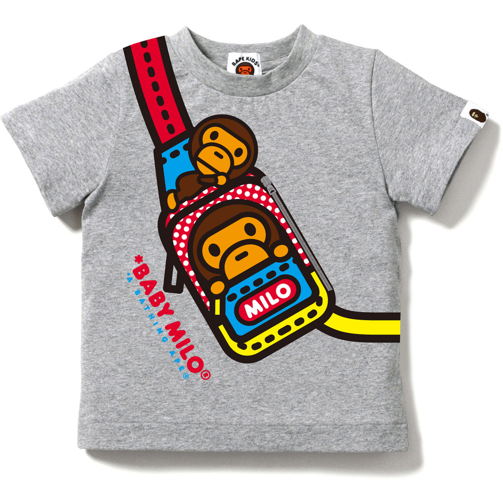 BABY MILO FAKE SHOULDER TEE KIDS