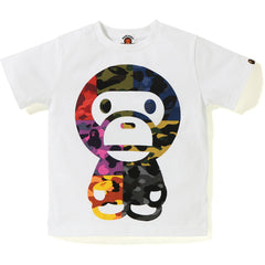 MIX CAMO BIG BIG BABY MILO TEE KIDS