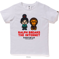 RALPH BREAKS THE INTERNET MILO TEE #2 LADIES