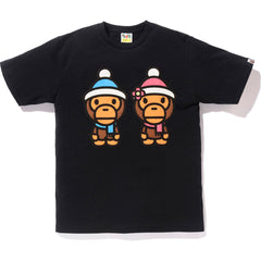 BOA MILO AND LISA WINTER TEE MENS