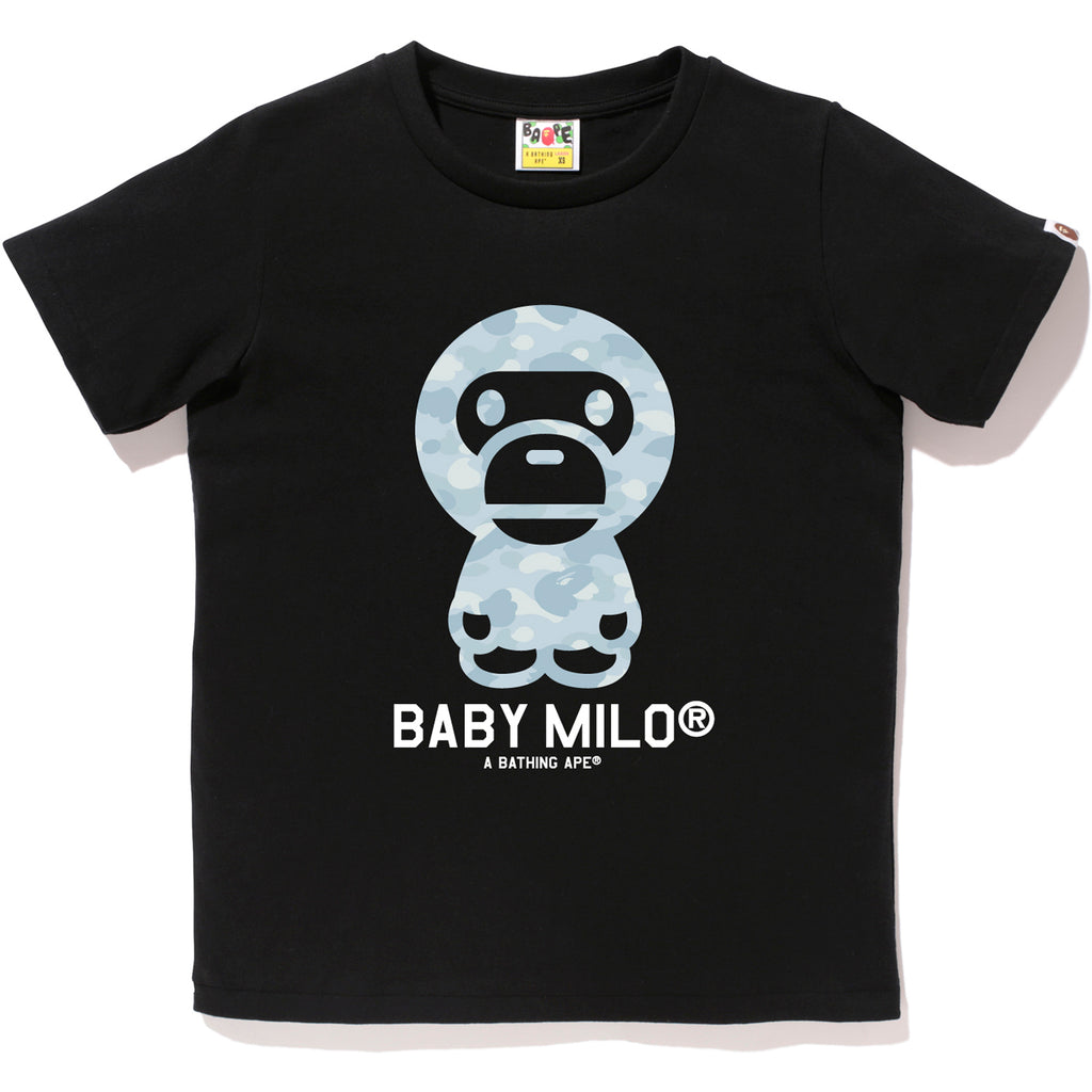 PASTEL COLOR CAMO BABY MILO TEE LADIES