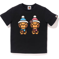 BOA MILO AND LISA WINTER TEE KIDS