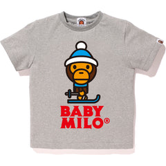MILO SKI WINTER TEE KIDS
